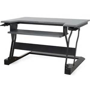 Ergotron Sit Stand Desk Sit Stand Ergotron 33 397 085 Workfit T Desktop Workstation