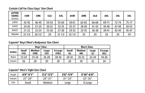 curtain call costumes size chart curtain call costumes size chart 100 images curtain