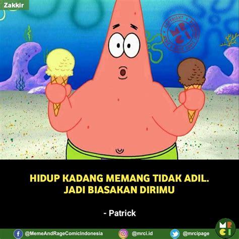 kata bijak dari film layar lebar indonesia 9 quotes bijak dan lucu dari karakter spongebob