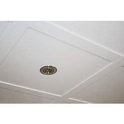 white embassy suspended ceiling tile kit  sqft