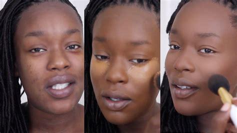 drugs store foundation for black women flawless dark skin drugstore foundation routine loreal