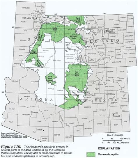 colorado aquifer map ha 730 c colorado plateaus aquifers mesaverde aquifer
