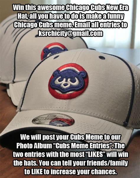 Chicago Cubs Sweepstakes - win a free 2015 toyota autos post