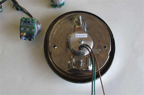 dakota digital led lights dakota digital led light install brake light check
