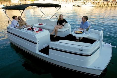 electric boat duffy research 2015 duffy electric boats 16 sport cat on