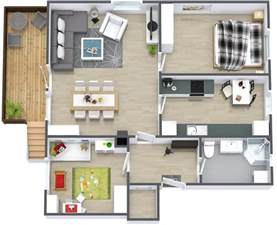 50 two quot 2 quot bedroom apartment house plans architecture amp design