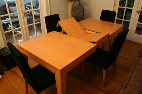 Round Expanding Dining Table file 2008 04 13 expandable table expanding jpg wikimedia