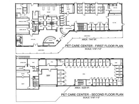 veterinary floor plans 33 best floor plans veterinary hospital design images on