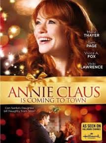 Review in brief annie claus is coming to town aidy reviews