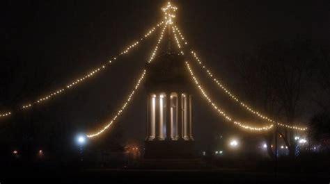 Kitchener Christmas Lights Victoria Park In Ontario Lights Kitchener