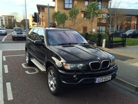 2003 bmw x5 manual backup 2003 bmw x5 for sale for sale in lucan dublin from alexkonk