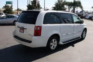 Dodge Of Riverside 2009 Dodge Grand Caravan Sxt For Sale In Riverside Ca