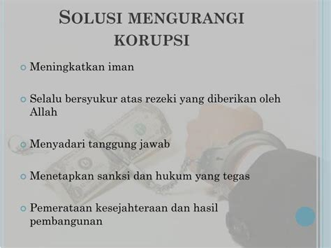 Tanggung Jawab Hukum Dan Sanksi Bagi Dokter Ii ppt korupsi dalam pandangan politik islam powerpoint presentation id 4672814