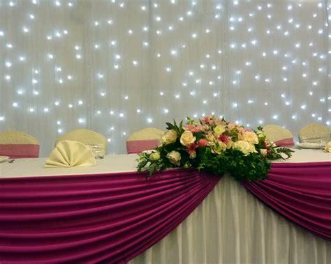 Wedding Backdrop Hire Birmingham by Starlight Backdrop Hire Birmingham Event Store