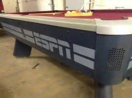 ship a pool table espn to chicago