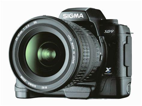 Sigma Digital news sigma s sd9 digital slr in depth specs