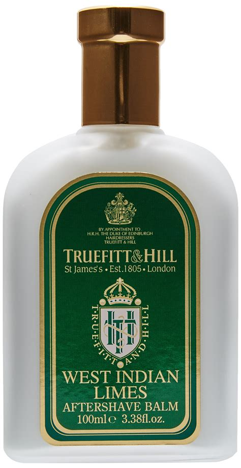 Shave 100ml 3 38oz truefitt hill west indian lime cologne 3 38