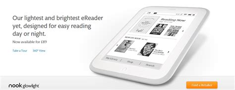 Nook Gift Card Uk - barnes noble takes a hit at the uk market once again launches nook glowlight