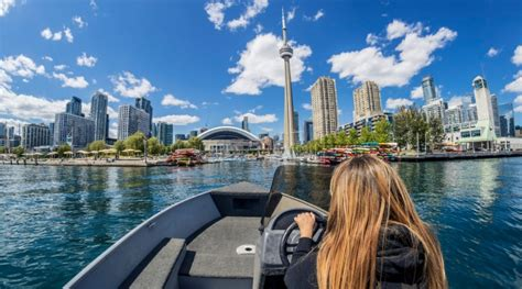boat ride toronto free boat rides this weekend at toronto s harbourfront