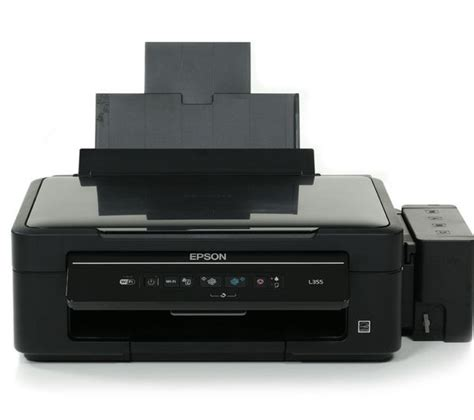 Printer Epson L355 All In One epson ecotank l355 all in one wireless inkjet printer