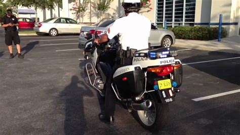 police motorcycle emergency lights hg2 emergency lighting winter haven police dept bmw