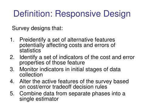 design definition in statistics ppt research partially supported by contract with the us