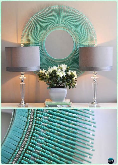 diy decorative mirror frame ideas  projects picture