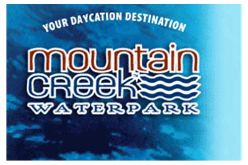 mountain creek coupon code