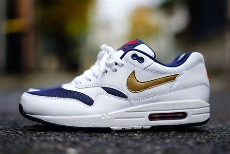Nike Airmax 681 I nike air max 1 quot olympic quot sneakernews