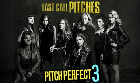 what movies are out pitch perfect 3 by ruby rose movie review pitch perfect 3 the young folks