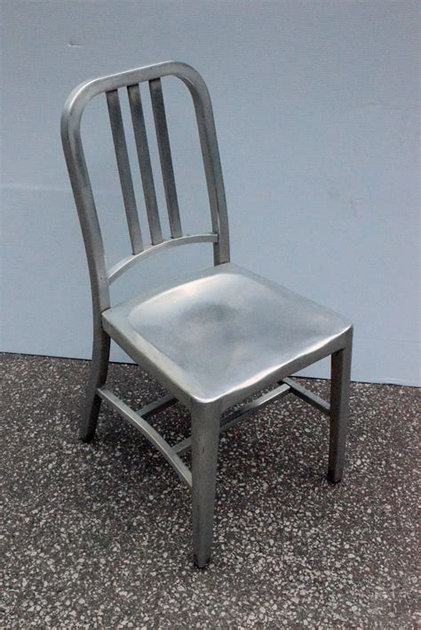 emeco aluminum navy chair emeco aluminum chair awesome the world launch of the soso