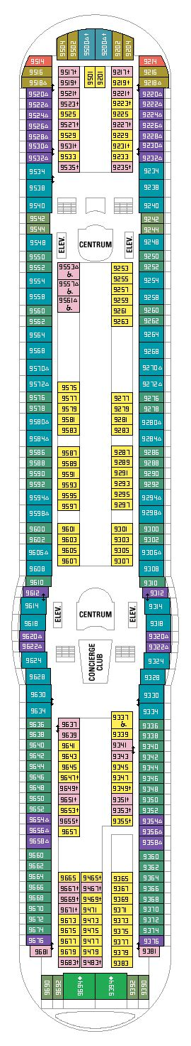 adventure of the seas floor plan royal caribbean adventure of the seas cruise review for