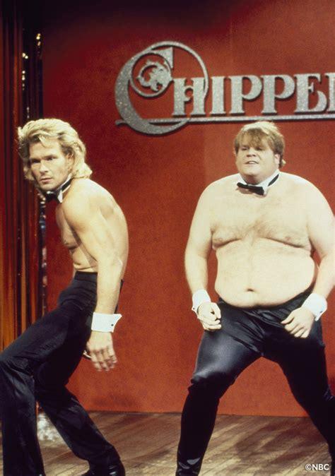 Male Stripper Meme - chris farley chris farley photo 37756806 fanpop