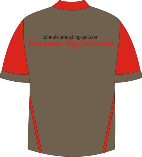 Kaos Logo Ii contoh desain kaos berkerah kumpulan logo indonesia