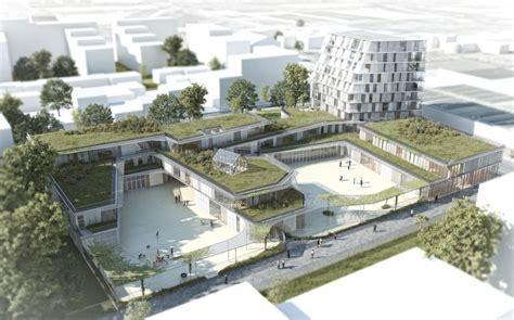 planos de casas en mexico school cus photos propuesta ganadora para colegio y residencia estudiantil