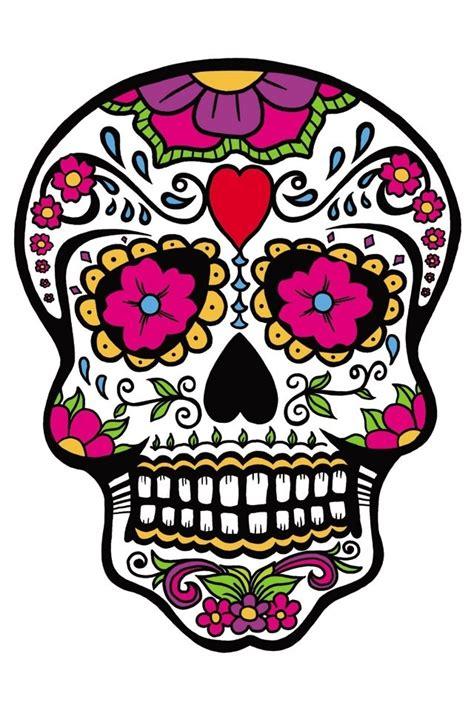 sugar skull sugar skull hispanic lessons