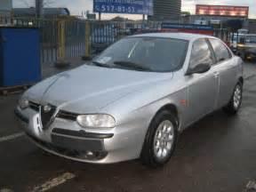 2001 Alfa Romeo 156 2001 Alfa Romeo 156 Pictures