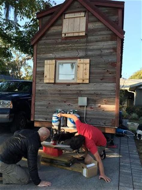 tumbleweed tiny houses cost cost of towing a tiny house rv tumbleweed houses