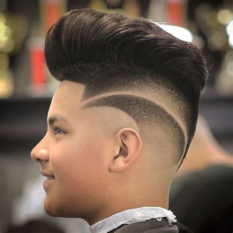 Boy Hairstyle by 12 Boy Haircuts And Hairstyles That Are Currently In