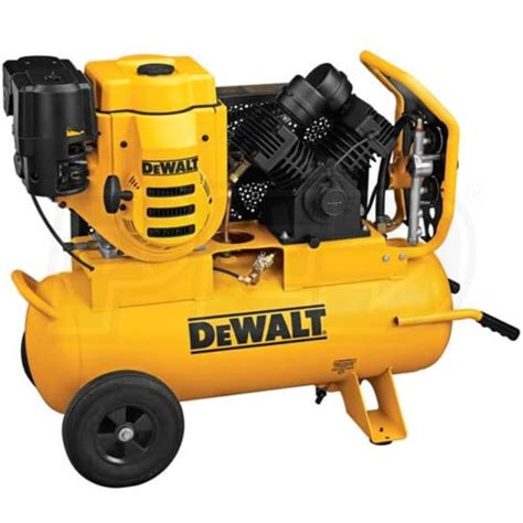 dewalt d55695 9 hp 17 gallon single stage portable air