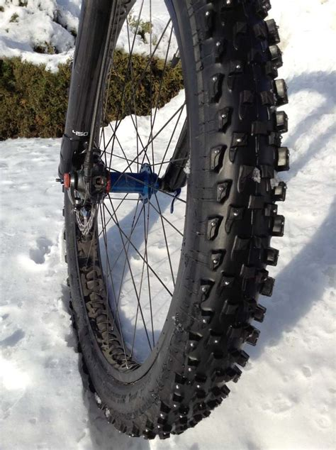 Tires For Snow Bike Carbon Bike Fork Leave Only Tread Marks