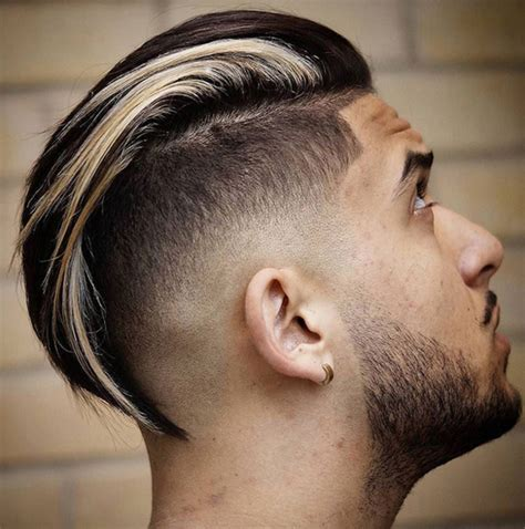 styling hair from back side for men stylish long slicked back undercut hairstyles for men 2017