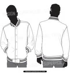 Varsity Jacket Template Psd by Varsity Jacket Template Hellovector