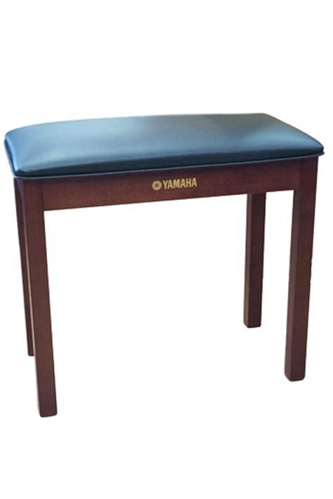 yamaha piano benches yamaha mahogany piano bench b1m