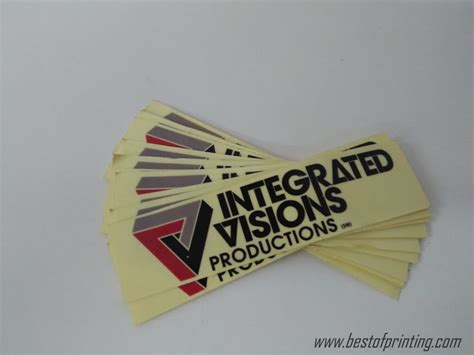 Custom Sticker Printing Near Me