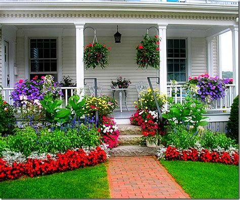 flower beds in front of house the images collection of flower beds in front of house 30