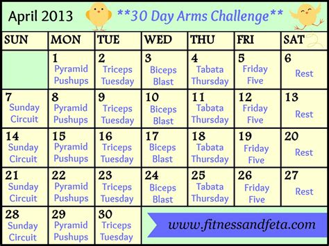 30 day arm challenge for women images amp pictures becuo
