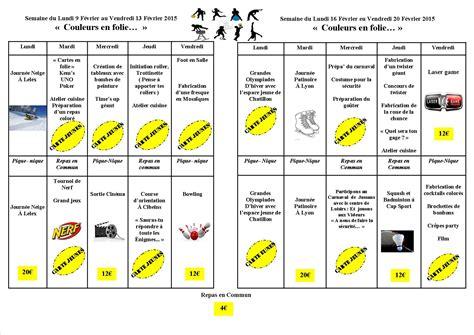 activit駸 des si鑒es sociaux 7010z plaquette activit 233 centre social mosa 239 ques