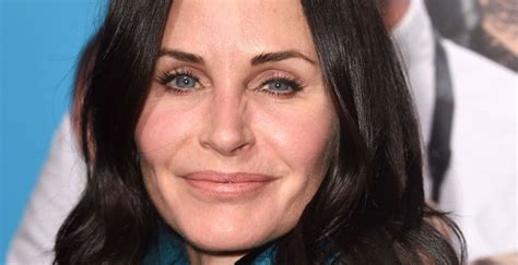 Courteney Cox Stuns With by Courteney Cox Looks Unrecognizable After Letting Fillers