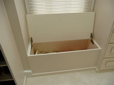 closet bench seat 8 best images about under the window storage on pinterest
